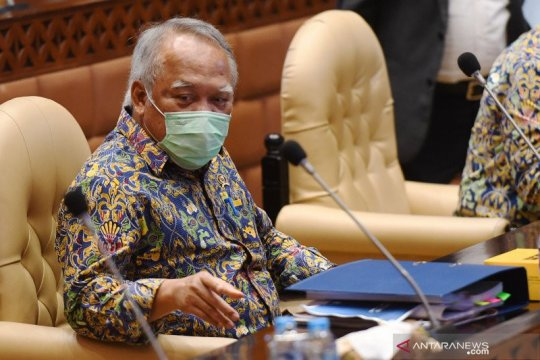 Menteri PUPR tak ingin wariskan proyek mangkrak, harus tuntas 2024