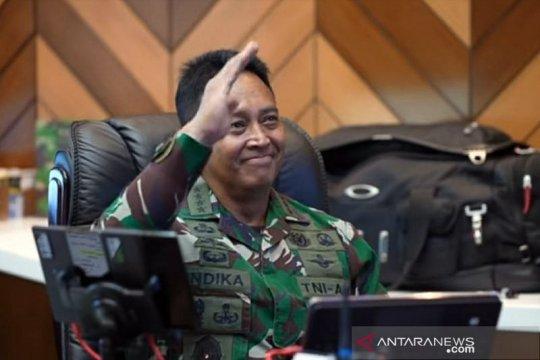 Kasad bangga prajuritnya menangi lomba foto Airbus Helicopter 2021