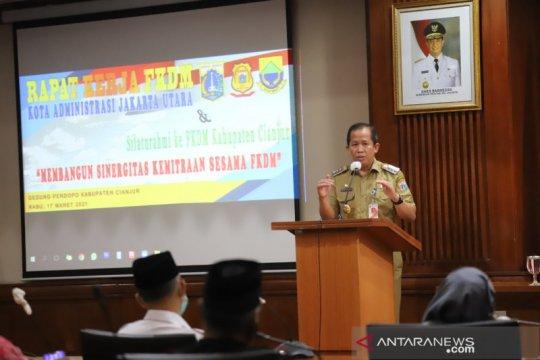 Wali Kota Jakut ingin FKDM menyinergikan tupoksi dengan ormas