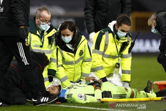 Nuno Santo sebut keadaan Rui Patricio oke setelah cedera mengerikan