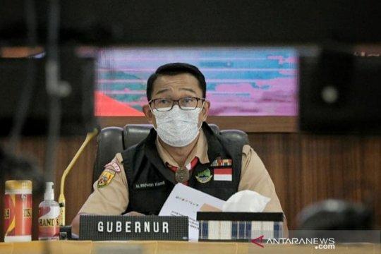 Gubernur: Kasus COVID-19 nakes di Jabar turun sejak ada vaksinasi