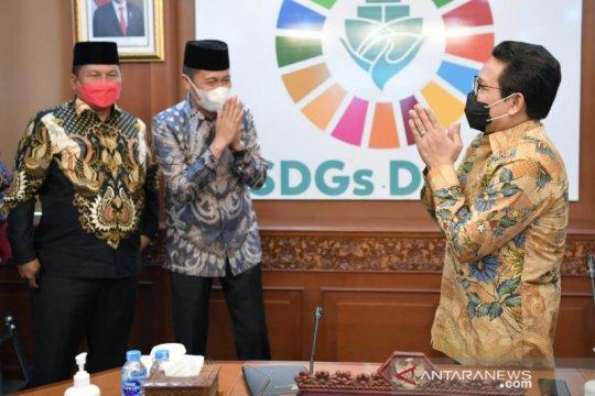 Bupati Bolaang Mongondow diminta fokus pembangunan desa agar IDM naik