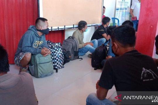 Polisi gerebek rumah penampungan TKI ilegal di Karimun