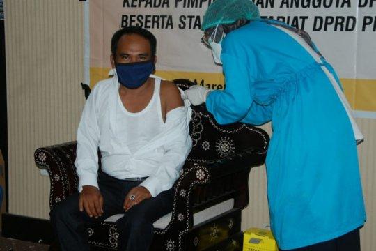 34 anggota DPRD NTB tak ikuti vaksinasi COVID-19