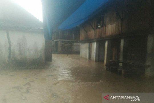 BPBD imbau masyarakat di DAS Ogan waspada banjir bandang