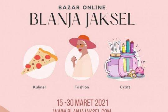 300 pelaku UKM di Jakarta Selatan dilibatkan dalam bazar daring