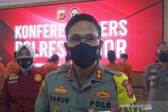 Polres Bogor dalami perkara bocah tewas tersengat setrum ranjau