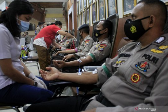 Polda NTT targetkan sumbang 70 kantong plasma darah konvalesen ke PMI
