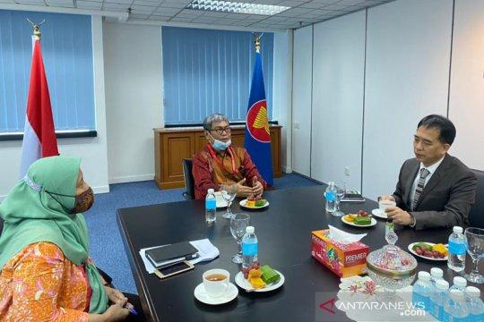 KJRI Kuching bahas peluang kerja sama pariwisata dengan Sarawak