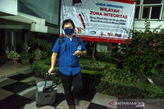KPK amankan dokumen dari penggeledahan Kantor Bupati Bandung Barat
