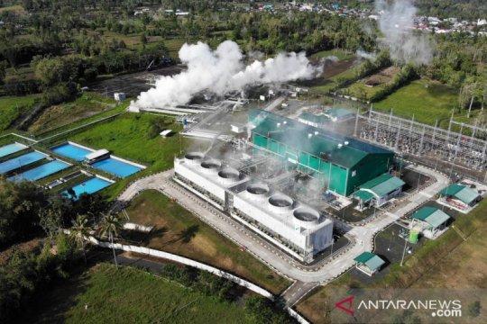 Produksi listrik Pertamina Geothermal lampaui target, capai 4.618 GWh