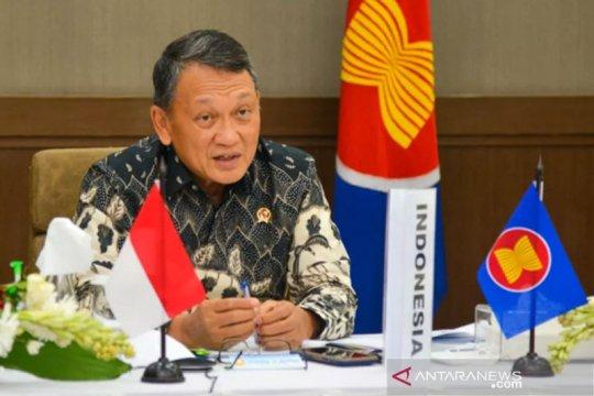 Menteri ESDM sebut transisi energi bersih perlu libatkan masyarakat