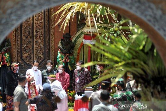 Jokowi dijadwalkan pantau vaksinasi di Sidoarjo