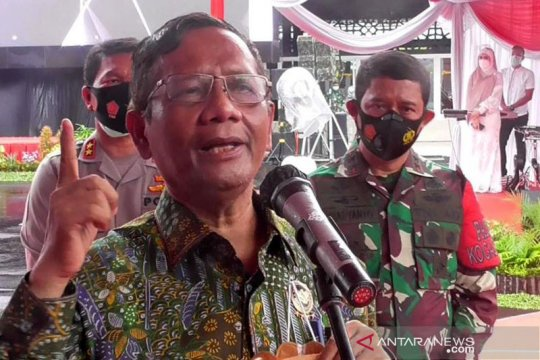 Mahfud MD ajak tokoh lintas agama jaga Indonesia