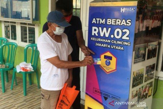 Sudin KPKP Jakarta Utara ingin stok ATM Beras dipasok petani binaan