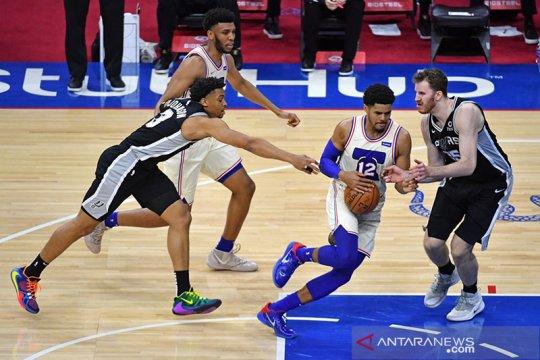 76ers salip Knicks untuk raih kemenangan keenam berturut-turut