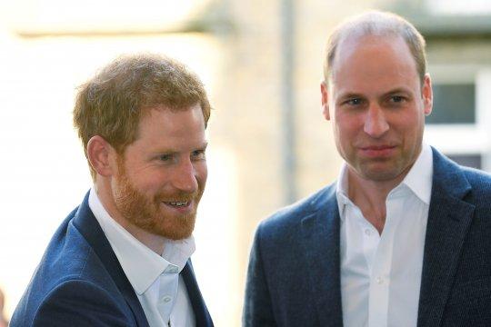"Perbincangan antara Pangeran Harry dan William ""tidak produktif"""