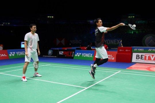 Skuad ganda putra Indonesia siap tampil maksimal di All England
