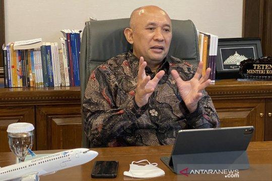 Teten Masduki tegaskan program PEN KUMKM segera dilanjutkan