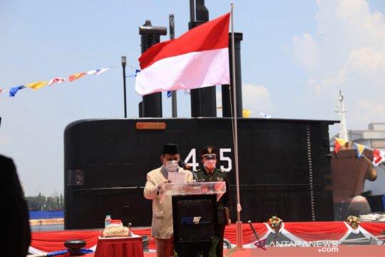 Kapal selam buatan PT PAL perkuat TNI AL