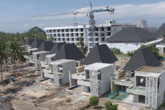 Hotel Pullman Mandalika ditargetkan rampung 2021