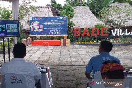 Kemanprekraf revitalisasi toilet di Bali dan lima DPSP Indonesia
