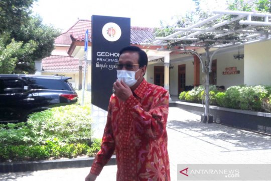 Sultan HB X anggap pemeriksaan Sekda DIY sebagai urusan pribadi