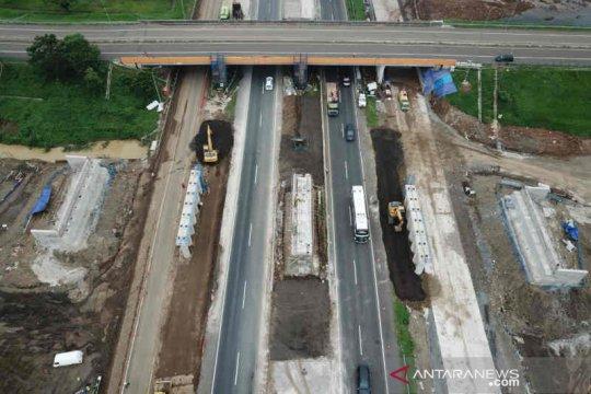 KM 158 Tol Cipali diberlakukan rekayasa lalu lintas