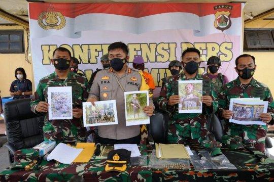 Satgas Nemangkawi tangkap empat anggota KKB