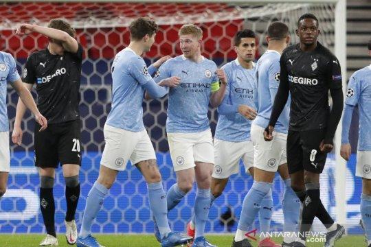 Manchester City juga dilaporkan akan mundur dari Liga Super Eropa