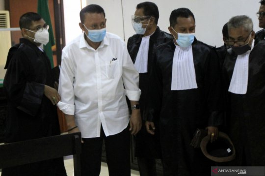 Pengadilan Tipikor vonis bebas Wali Kota Kupang periode 2012-2017