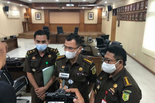 Penyidik Kejati Bali sita dokumen terkait kasus korupsi dana LPD