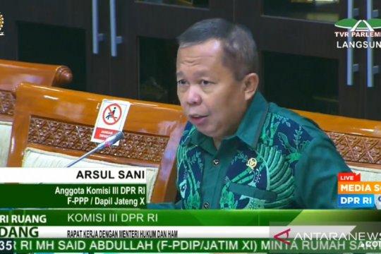 Anggota DPR: Komnas HAM cari alternatif penyelesaian HAM masa lalu