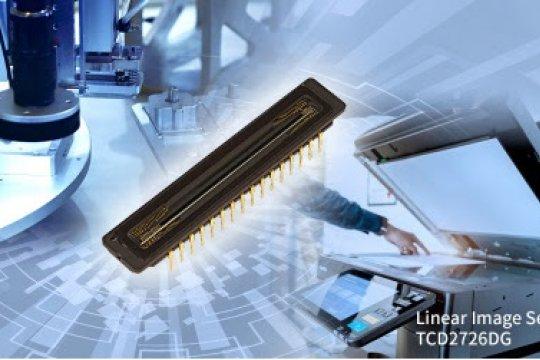 Toshiba perkenalkan sensor gambar linier CCD untuk printer A3