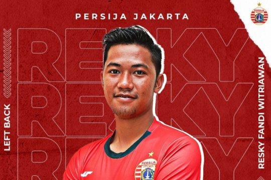 Persija berharap Resky Fandi tampil rutin di Dewa United