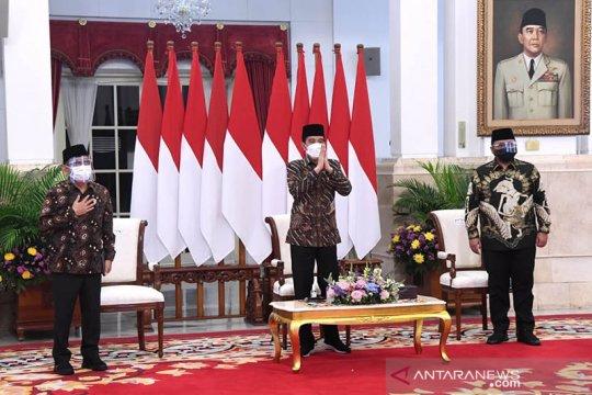 Khofifah: Jatim berbahagia Jokowi berbatik Madura buka kongres HMI