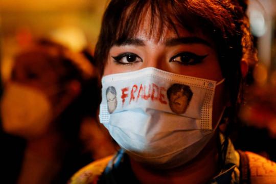 Mantan Presiden Bolivia Jeanine Anez masuk rumah sakit