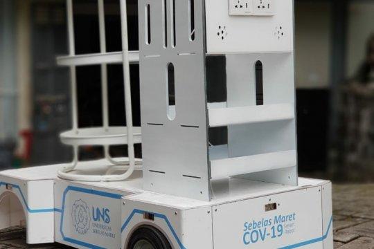 UNS kembangkan robot asisten tenaga kesehatan