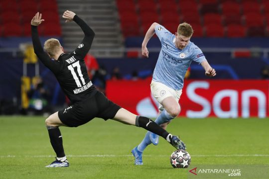 Liga Champions: The Citizenz melaju ke perempat final