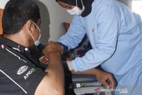 18.525 warga Babel jalani vaksinasi COVID-19 tahap II