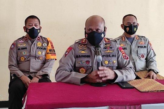 Kapolda Papua apresiasi kembalinya mantan KKB ke NKRI di Serui