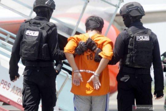 Polisi terima pesan teror usai tangkap 22 terduga teroris di Jatim
