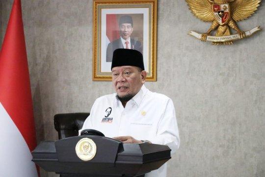 Ketua DPD minta pemerintah kendalikan harga kebutuhan pokok