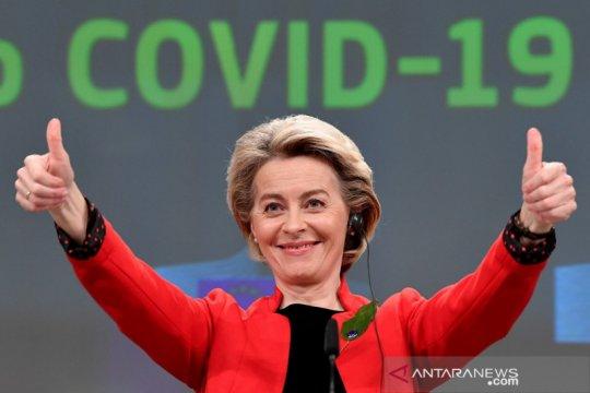 Uni Eropa tak putuskan rekomendasi pencampuran vaksin COVID