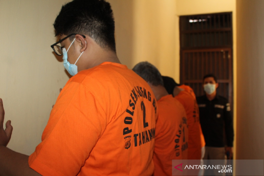 Polisi tangkap empat remaja pembobol kotak amal masjid di Aceh
