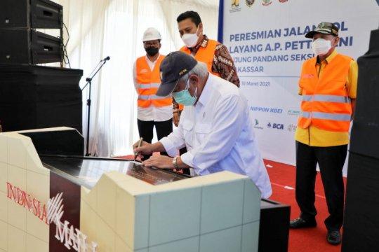 Wali Kota Makassar harapkan tol layang Pettarani urai kemacetan