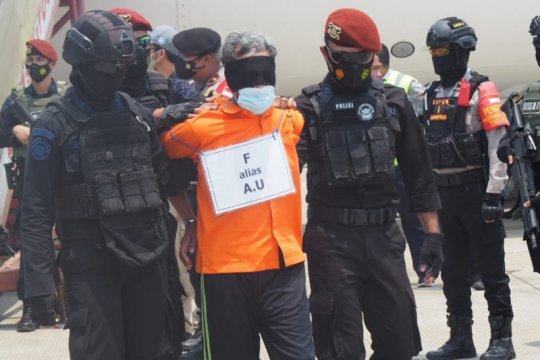 Sepekan, 22 terduga teroris asal Jatim hingga bantahan Edhy Prabowo