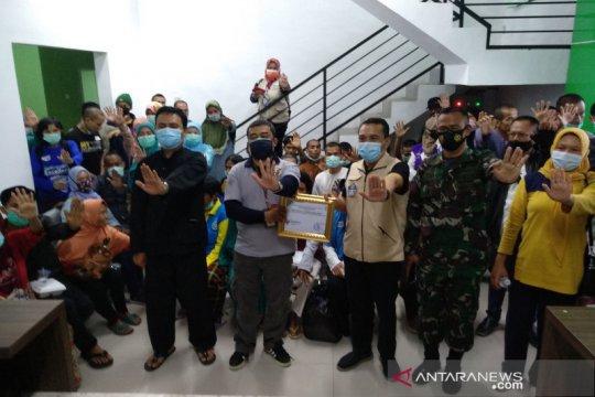 29 warga ODGJ asal Garut dipulangkan setelah rehabilitasi