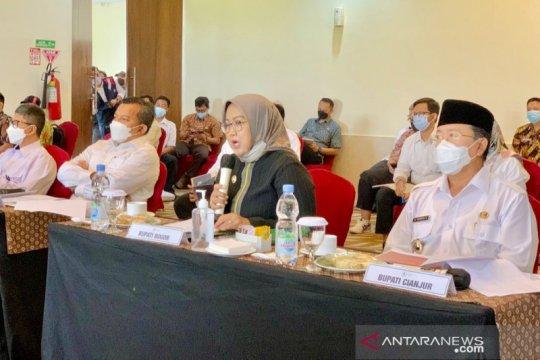 Bupati Bogor: Jalur Puncak II mampu turunkan 50 persen macet Puncak