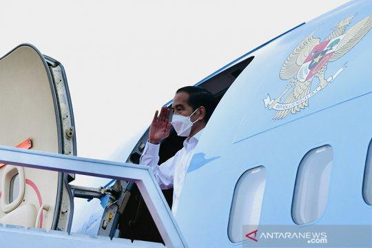 Presiden sebut Bandara Toraja dan Pantar NTT dapat tumbuhkan ekonomi